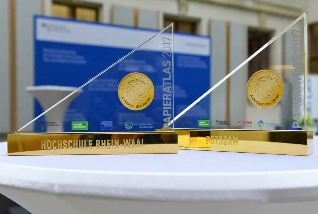 Awards, Foto: Tina Merkau