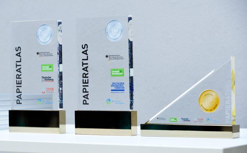 Papieratlas-Awards, Foto: Tina Merkau